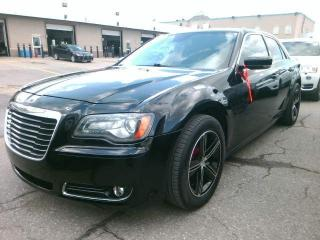 Used 2012 Chrysler 300 300S LTHR ROOF NAV AWD for sale in Brampton, ON