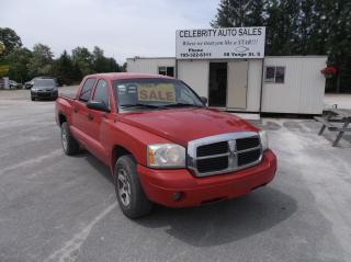 Used 2005 Dodge Dakota 4X4 4 DOOR SLT for sale in Elmvale, ON
