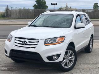Used 2010 Hyundai Santa Fe GL w/Sport | ACCIDENT FREE | FINANCING AVAILABLE for sale in Mississauga, ON