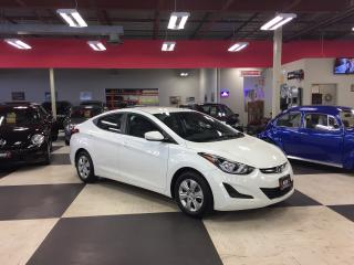 Used 2016 Hyundai Elantra AUTO for sale in North York, ON