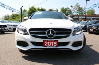 Used 2015 Mercedes-Benz C-Class C 300 AMG LEATHER NAVI ROOF ACCIDENT FREE for sale in Brampton, ON