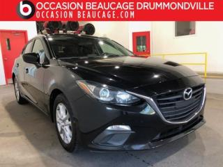 Used 2016 Mazda MAZDA3 Gs Sport - 6 Vit for sale in Drummondville, QC