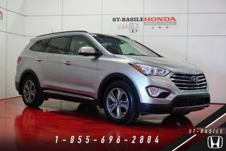 Used 2014 Hyundai Santa Fe XL LUXURY 3,3 AWD + GARANTIE + 7 PASSAGERS for sale in St-Basile-le-Grand, QC