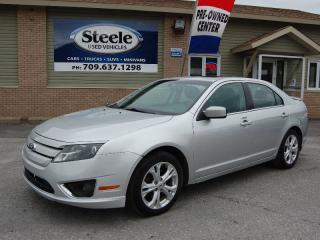 Used 2012 Ford Fusion SEL for sale in Corner Brook, NL