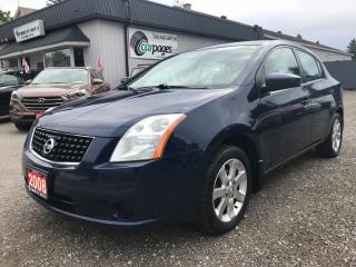 Used 2008 Nissan Sentra 2.0 for sale in Bloomingdale, ON