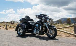 Used 2018 Harley-Davidson FLTRI Road Glide TRI GLIDE ULTRA for sale in Laval, QC