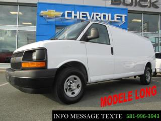Used 2017 Chevrolet Express Longue for sale in Sainte-marie, QC