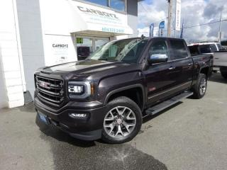 Used 2016 GMC Sierra 1500 SLT ALL TERRAIN, Crew 4x4, for sale in Langley, BC