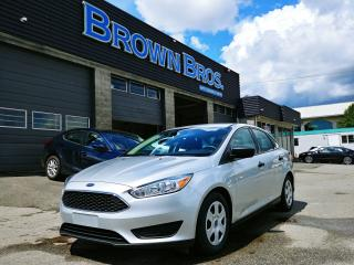 Used 2015 Ford Focus S for sale in Surrey, BC