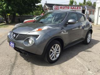 Used 2012 Nissan Juke SL/Accident Free/Automatic/Very Low KM/Sunroof for sale in Scarborough, ON