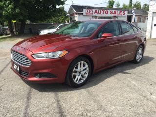 Used 2014 Ford Fusion 1 Owner/Accident Free/Bluetooth/NAVI/Heated Seats for sale in Scarborough, ON