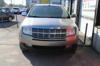 Used 2008 Lincoln MKX Traction intégrale, 4 portes for sale in Mirabel, QC