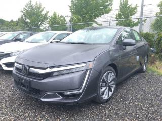New 2018 Honda Clarity Plug-In Hybrid Touring for sale in Richmond, BC