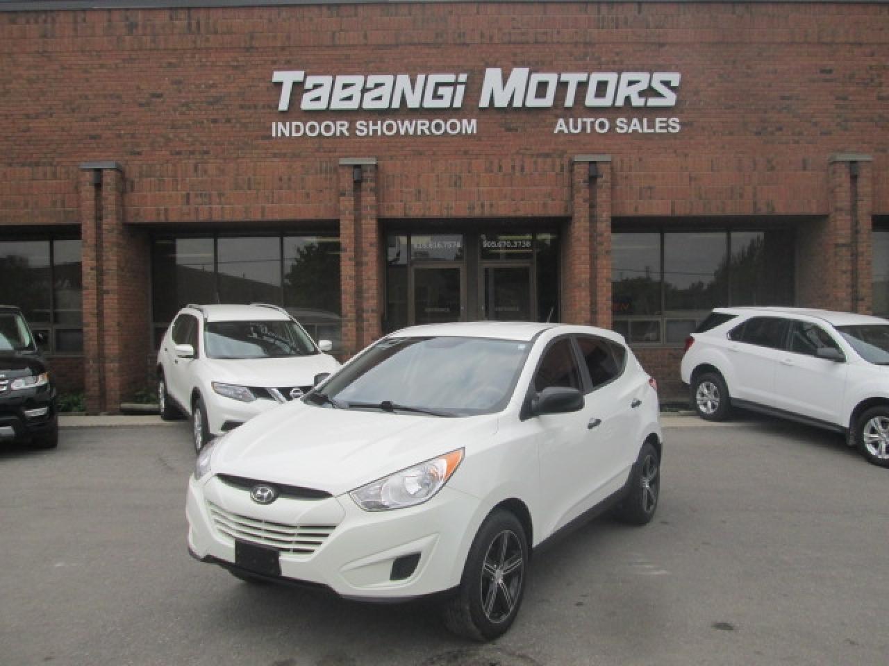 2011 Hyundai Tucson GL | NO ACCIDENT | BLUETOOTH | KEYLESS ENTRY