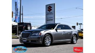 Used 2012 Chrysler 300 Limited ~8-Speed ~Leather ~Panoramic Roof for sale in Barrie, ON