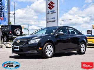 Used 2013 Chevrolet Cruze LS for sale in Barrie, ON