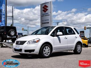 Used 2013 Suzuki SX4 JA for sale in Barrie, ON