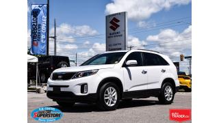 Used 2015 Kia Sorento LX AWD for sale in Barrie, ON