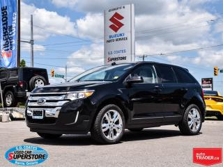 Used 2013 Ford Edge SEL AWD ~Nav ~Backup Cam ~Panoramic Roof ~Leather for sale in Barrie, ON