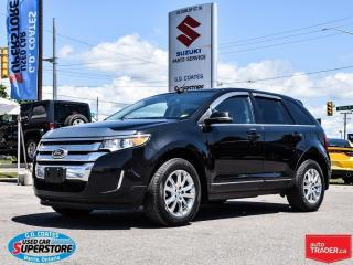 Used 2013 Ford Edge Limited AWD ~Nav ~Backup Cam ~Panoramic Moonroof for sale in Barrie, ON
