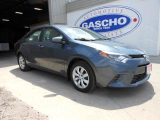 Used 2015 Toyota Corolla LE|BLUETOOTH|REAR CAM|HEATED SEATS for sale in Kitchener, ON