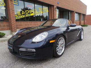 Used 2006 Porsche Boxster Heated Seats, Bose Sound System for sale in Woodbridge, ON