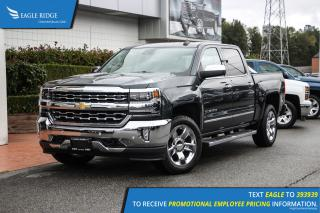 New 2018 Chevrolet Silverado 1500 1LZ Navigation, Heated Seats, Backup Camera for sale in Coquitlam, BC