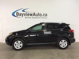 Used 2015 Toyota RAV4 LE - HTD SEATS! BLUETOOTH! CRUISE! ALLOYS! for sale in Belleville, ON