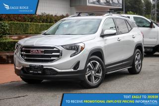 New 2018 GMC Terrain SLT Diesel Navigation, Leather Upholstery, Backup Camera for sale in Port Coquitlam, BC
