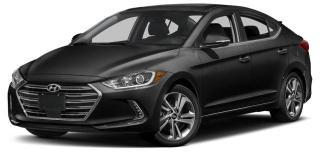 New 2018 Hyundai Elantra Limited for sale in Ajax, ON