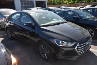 Used 2017 Hyundai Elantra GL Clean CarProof|Blind Spot Monitor|Bluetooth for sale in Pickering, ON