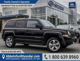 Used 2014 Jeep Patriot Limited ACCIDENT FREE & BC OWNED for sale in Abbotsford, BC