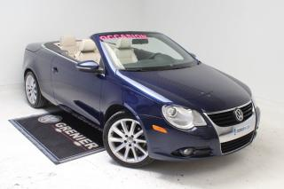 Used 2009 Volkswagen Eos for sale in Mascouche, QC