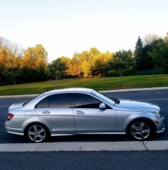 Used 2009 Mercedes-Benz C230 Sport for sale in Montreal, QC