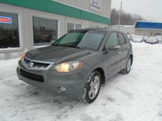 Used 2009 Acura RDX Traction intégrale, 4 portes for sale in St-Jérôme, QC