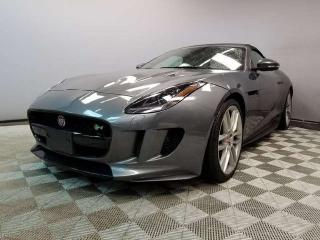 Used 2016 Jaguar F-Type R AWD - 4yr/80000kms manufacturer warranty included until May 14, 2020! ! Local BC Leaseback | No Accidents | 550 HP | Switchable Active Sport Exhaust | Bluetooth | Reverse Traffic/Blind Spot/Closing Vehicle Sensors | Navigation | Heated Steering Wheel |  for sale in Edmonton, AB