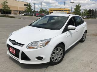Used 2014 Ford Focus Fuel Efficient, Auto,4 dr, 3/Ywarranty availab for sale in North York, ON