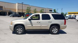 Used 2007 GMC Yukon 8 Pass, 4X4, Low km,Leather, warranty available. for sale in Toronto, ON