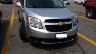 Used 2012 Chevrolet Orlando SUV for sale in Oakville, ON