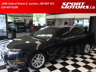 Used 2012 Ford Fusion SEL! Bluetooth+Rear Sensors+New Brakes+A/C+Tinted for sale in London, ON