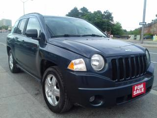 Used 2007 Jeep Compass Sport - LOW KM 163,075 KM for sale in Scarborough, ON