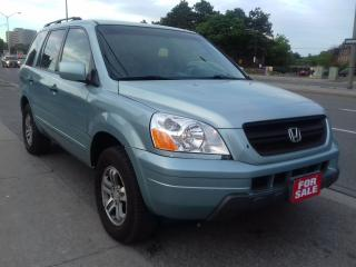 Used 2003 Honda Pilot EX - Low KM 176,909 for sale in Scarborough, ON