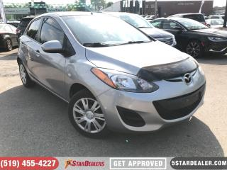 Used 2011 Mazda MAZDA2 GS | CAR LOANS FOR ALL CREDIT TYPES for sale in London, ON