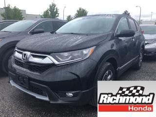 New 2018 Honda CR-V EX for sale in Richmond, BC