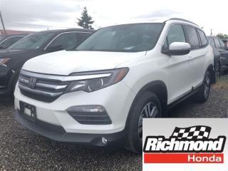 New 2018 Honda Pilot EX-L w/Navi for sale in Richmond, BC