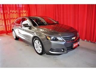 Used 2016 Chevrolet Impala LT | 2LT | V6 | Sunroof | One Owner for sale in Listowel, ON