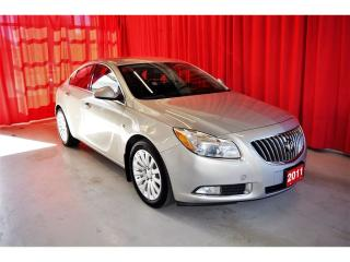 Used 2011 Buick Regal CXL | Sedan | Leather for sale in Listowel, ON