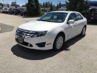 Used 2010 Ford Fusion Hybrid 4D Sedan for sale in Surrey, BC
