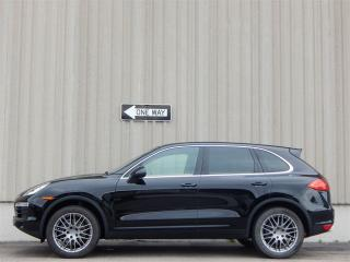 Used 2014 Porsche Cayenne SORRY SOLD!!!!!!!!!!!!!! for sale in Etobicoke, ON