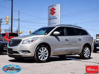 Used 2013 Buick Enclave Leather ~7 Passenger ~DVD ~Backup Camera for sale in Barrie, ON